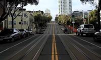 San Francisco như 'thành phố ma' giữa dịch Covid-19
