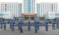 Chiến sĩ Bộ Tư lệnh Cảnh sát biển nhảy điệu 'Ghen cô Vy' tuyên truyền chống dịch