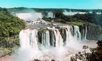 Vẻ đẹp thác Iguazu, kỳ quan thiên nhiên mới của thế giới