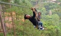 Trải nghiệm bay giữa rừng Đà Lạt chỉ với 150.000 đồng