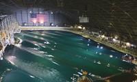 Cận cảnh đại dương trong nhà của Trung tâm tác chiến mặt nước Hải quân Mỹ