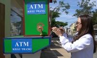 'ATM khẩu trang' miễn phí ở Đà Lạt