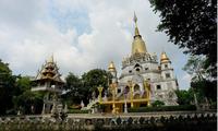 Khám phá ngôi chùa ở TPHCM lọt top 10 chùa đẹp nhất thế giới