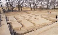 Phát hiện kho thóc 2.000 năm tuổi