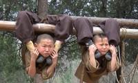 Khổ luyện thành cao thủ võ thuật ở chùa Thiếu Lâm