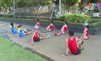 Đoàn Gia Lai quyết tâm lọt vào tốp 3 dẫn đầu toàn đoàn tại Tiền Phong Marathon 2021