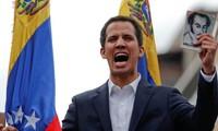 Ông Juan Guaido, tổng thống lâm thời tự phong của Venezuela được Mỹ ủng hộ. (Ảnh: Reuters)