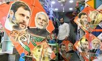 Thủ tướng Narendra Modi đang phải cạnh tranh với hậu duệ của 3 cựu thủ tướng Ấn Độ. (Ảnh: Manjunathakiran)