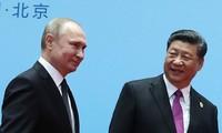 Chủ tịch Trung Quốc Tập Cận Bình gặp Tổng thống Nga Vladimir Putin nhiều hơn bất kỳ nhà lãnh đạo nước ngoài nào. (Ảnh: SCMP)