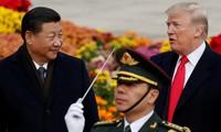 Mỹ và Trung Quốc đều đang cố gắng lôi kéo các nước châu Âu trong bối cảnh chiến tranh thương mại đang hồi gay cấn. (Ảnh: SCMP)