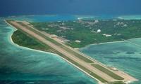 Hình ảnh đảo Phú Lâm thuộc quần đảo Hoàng Sa của Việt Nam bị Trung Quốc chiếm đóng và quân sự hóa trái phép