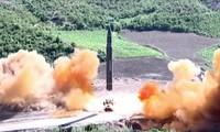 Kiểu làm tên lửa thông minh của Triều Tiên
