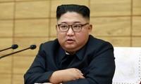 Chủ tịch Triều Tiên Kim Jong Un. (Ảnh: AP)