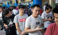 Rất đông người Trung Quốc kéo sang Philippines đánh bạc trong những năm gần đây. (Ảnh minh hoạ: Asia Nikkei Review)