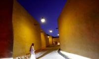Một góc ở thành phố lịch sử Diriyah ở Riyadh. (Ảnh: Reuters)