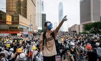 Người biểu tình Hong Kong đã đánh mất sự ngây thơ