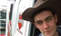 Mo Robinson, đối tượng lái chiếc xe tải có 39 người chết trong thùng xe đông lạnh, đã bị cáo buộc 39 tội ngộ sát. (Ảnh: The Sun)