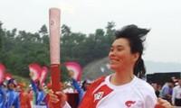 Chị Pei Jiajun. (Ảnh: SCMP)