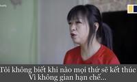 Chị Huang Yanzhuo