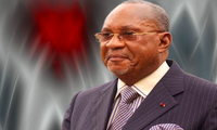 Ông Jacques Joaquim Yhombi Opango. (Ảnh: congobrazza)