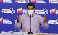 Tổng thống Venezuela Nicolas Maduro. (Ảnh: EPA)