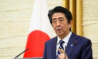 Thủ tướng Nhật Bản Abe Shinzo. (Ảnh: Reuters)