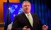 Ngoại trưởng Mỹ Mike Pompeo. (Ảnh: Reuters)