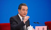 Ngoại trưởng Trung Quốc Vương Nghị. (Ảnh: Xinhua)