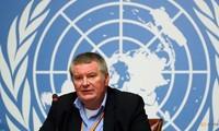 Giám đốc các chương trình khẩn cấp của WHO Mike Ryan. (Ảnh: Reuters)