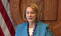 Thị trưởng Seattle Jenny Durkan. (Ảnh: CNN)