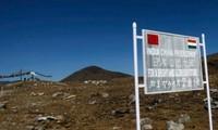 Ấn Độ và Trung Quốc căng thẳng ở Ladakh suốt từ tháng 5. (Ảnh: Reuters)