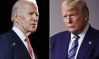 Hai đối thủ Joe Biden (trái) và Donald Trump. (Ảnh: AP)