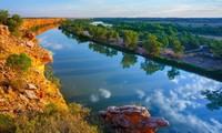 Sông Murray là con sông dài nhất ở Úc. (Ảnh: Shutterstock)