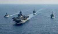 Mỹ tính tăng cường năng lực chiến tranh điện tử trên biển Đông