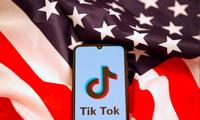 TikTok được nhiều người trẻ Mỹ yêu thích. (Ảnh: Reuters)