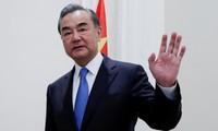 Ủy viên Quốc vụ, Ngoại trưởng Trung Quốc Vương Nghị. (Ảnh: Reuters)