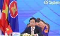 Phó Thủ tướng Phạm Bình Minh. (Ảnh: Như Ý)