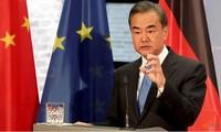 Ngoại trưởng Trung Quốc Vương Nghị. (Ảnh: Reuters)