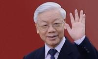 Tổng Bí thư, Chủ tịch nước Nguyễn Phú Trọng. (Ảnh: VGP)