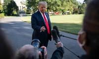 Tổng thống Mỹ Donald Trump. (Ảnh: CNN)