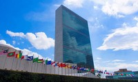 Trụ sở Liên Hợp quốc tại TP New York