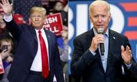 Hai đối thủ Donald Trump và Joe Biden. (Ảnh: CNN)