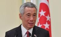 Thủ tướng Singapore Lý Hiển Long. (Ảnh: DPA)