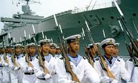 Hoạt động của hải quân Trung Quốc năm nay gia tăng khoảng 50% so với năm ngoái