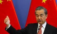 Ngoại trưởng Trung Quốc Vương Nghị. (Ảnh: AP)