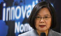 Nhà lãnh đạo Đài Loan Thái Anh Văn. (Ảnh: Reuters)