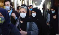 Iran là quốc gia bị đại dịch COVID-19 tác động nặng nề nhất ở Trung Đông. (Ảnh: AP)