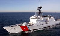 Một tàu của lực lượng tuần duyên Mỹ