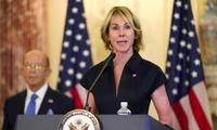 Đại sứ Mỹ tại LHQ Kelly Craft dự kiến đến Đài Loan trong ngày 13/1. (Ảnh: AP)