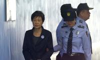 Bà Park Geun-hye. (Ảnh: AP)